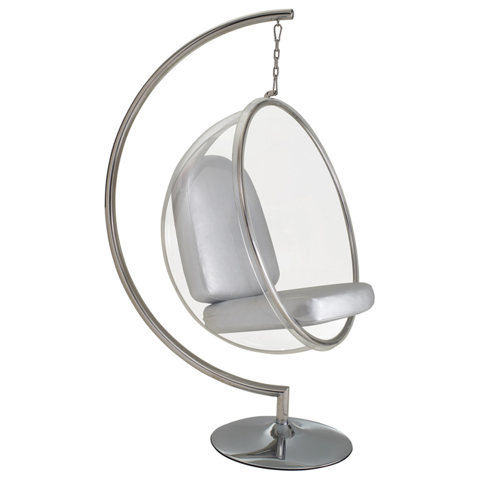 Pin interior icons eero aarnio bubble chair replica on pinterest - Bubble chair replica ...