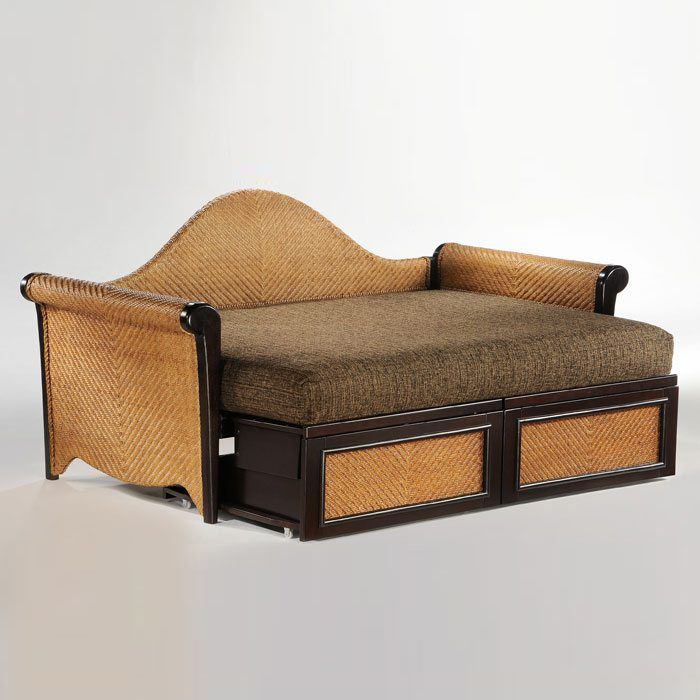 Rattan Daybed Suppliers : Rosebud rattan daybed dcg stores